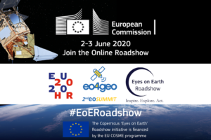 Join the Copernicus 'Eyes on Earth' Online Roadshow