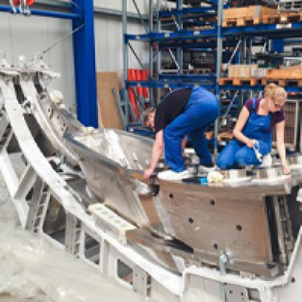 Portfolio cases – Featured image – Electron beam welding
