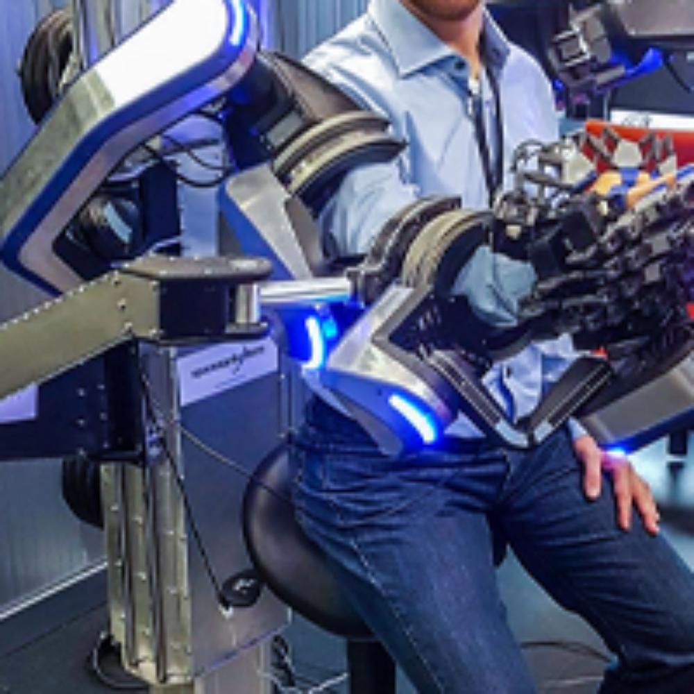 Portfolio cases – Featured image – Exoskeleton – Hand