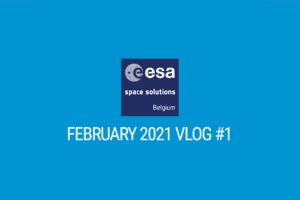 Vlog #1: European space strategy for the next 7 years.