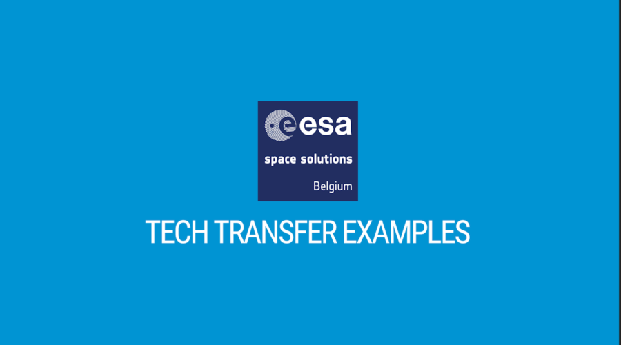 Presentation (DUTCH): About Space Solutions Belgium
