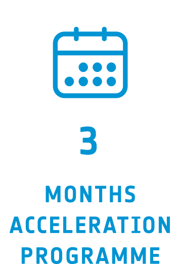 3-months acceleration programme